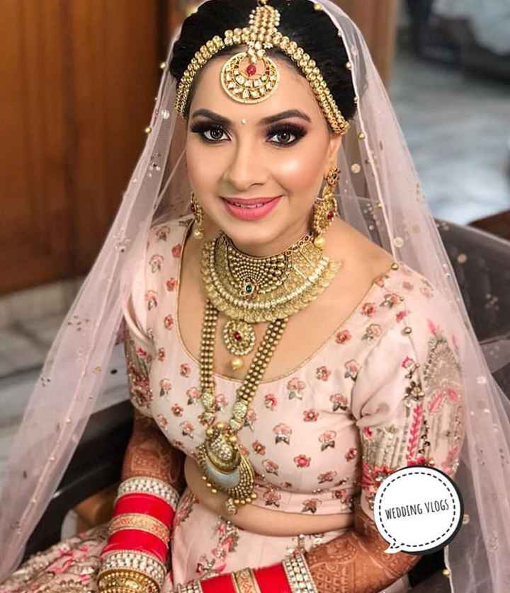 beautiful bridal👩 - WEDDING VLOGS : - ShareChat