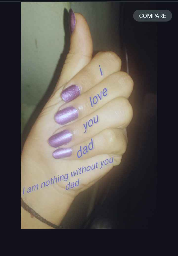 it's my feeling - COMPARE love you dad am nothing without you dad - ShareChat