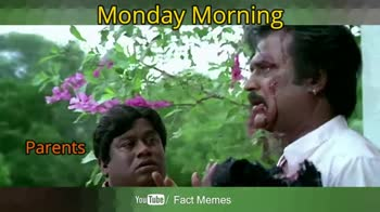 sunday  end - Monday Morning Friends You Tube / Fact Memes Monday Morning YouTube / Fact Memes - ShareChat
