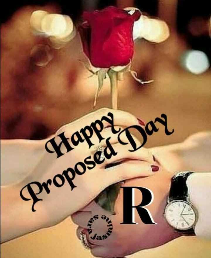 💏 8 Feb - Propose Day - Happy Proposed Day - ShareChat