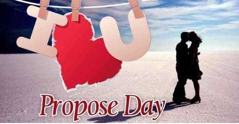 💏 8 Feb - Propose Day - Propose Daya - ShareChat