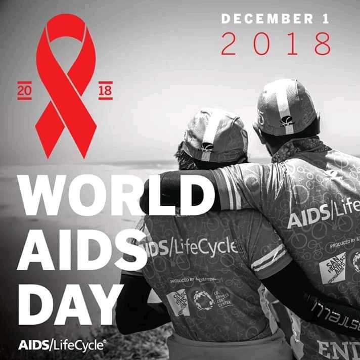 वर्ल्ड एड्स डे - DECEMBER 1 2 0 1 8 20 AIDS / Life producED BY WORLD A IDSibs / lifecycle DAY 4Voef MODUCEDRIS najLSE AIDS / Life Cycle ENT - ShareChat