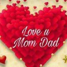 I Love You My Mom Dad Image Amayra Sharechat Funny