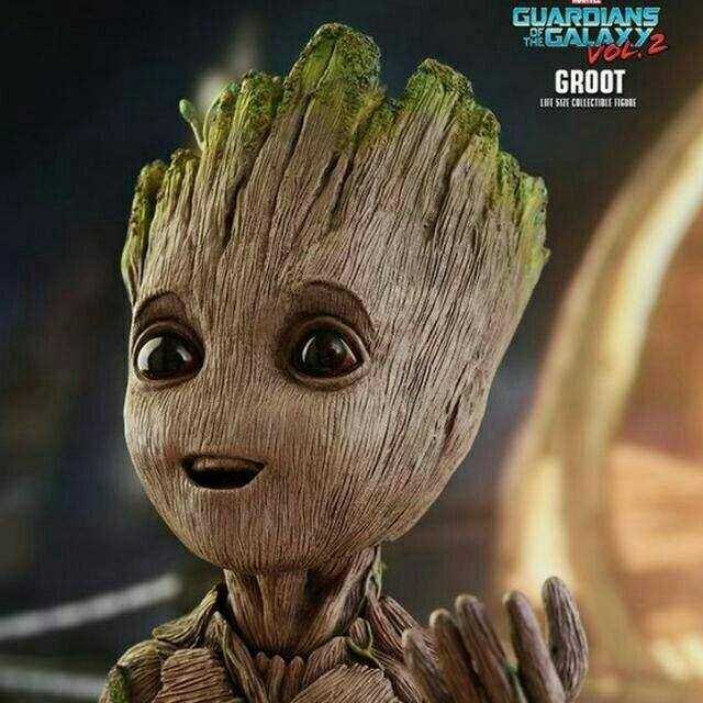 Independence day - GUARDIANS THE GALAYY2 GROOT - ShareChat