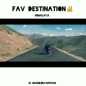 my  dream... - FAV DESTINATION HIMALAYA IG MUSIQBRAANTHAN FAV DESTINATION HIMALAYA IG MUSIQBRAANTHAN - ShareChat