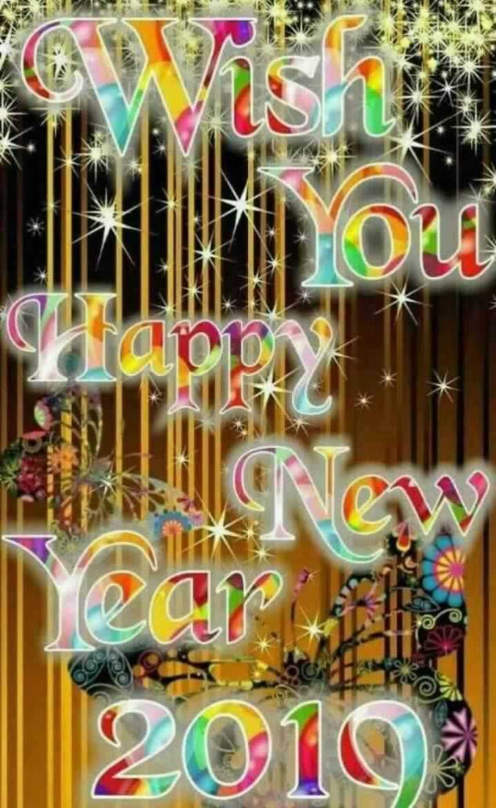 happy new year wishes - ShareChat