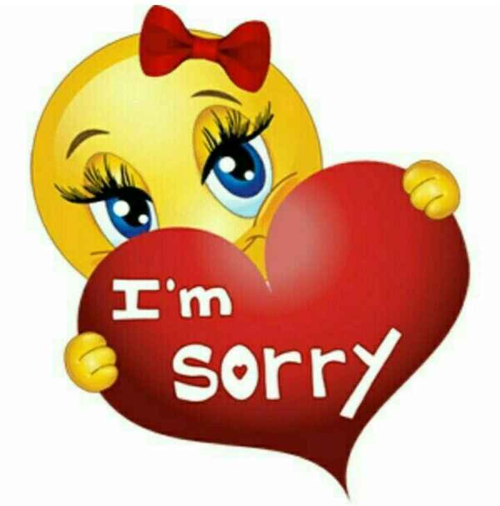 sorry dil se - ShareChat