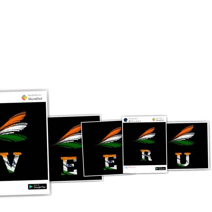 Independence Day GIFs - Available on: ShareChat on @bha n gu UJ Google Play GET IT ON - ShareChat