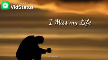 Whatsapp स्टेटस - Download from I Miss my Soul MASALAWOOD Download from And You are my Everything . . . MASALAWOOD - ShareChat