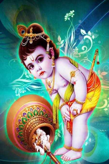 sri krishna - ShareChat