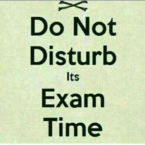 Exam_জোকস - Do Not Disturb Exam Time Its - ShareChat