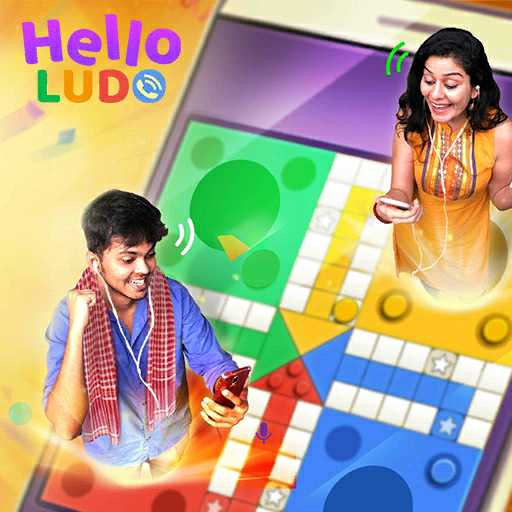 📲Flying Phone Video - Hello LUDO - ShareChat