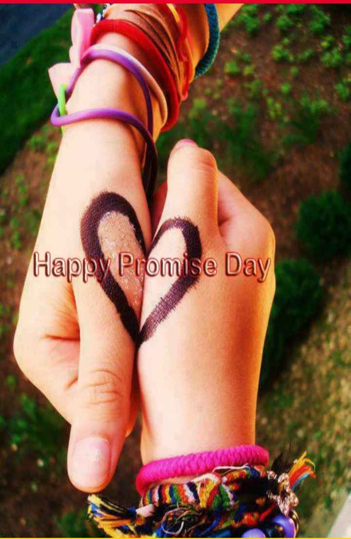 Happy promise day 🤞🤞🤞 - Happy Promise Day - ShareChat