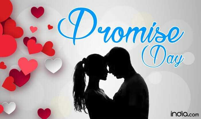 Happy promise day 🤞🤞🤞 - • Promise india . com - ShareChat