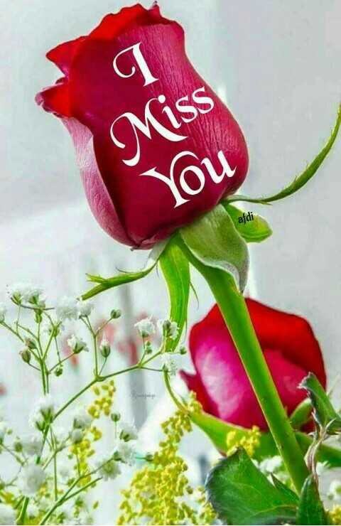 I MISS YOU - Miss You 3 afdi - ShareChat