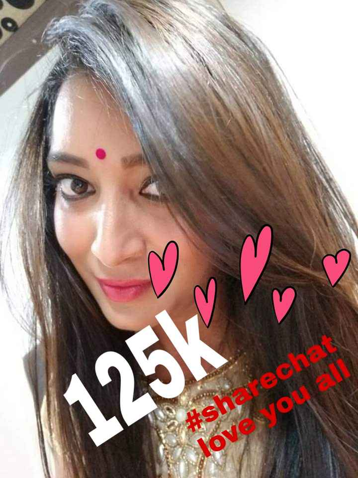 I love share chat - 125k # sharechat love you all - ShareChat