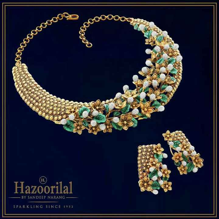 Keychain and pendant - Hazoorilal - BY SANDEEP NARANG SPARKLING SINCE 1952 - ShareChat