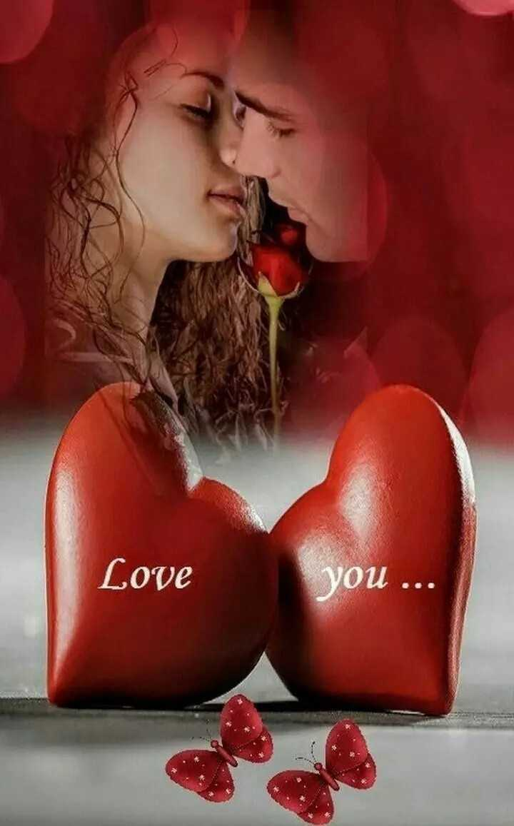 Kiss day - Love you . . . - ShareChat