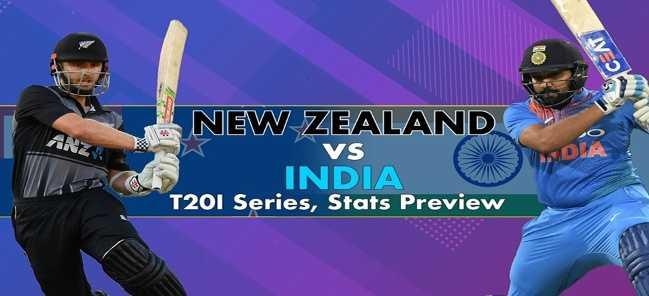 🏏NZ vs IND 1st T20 - NI ARZ VS NEW ZEALAND INDIA T20I Series , Stats Preview - ShareChat
