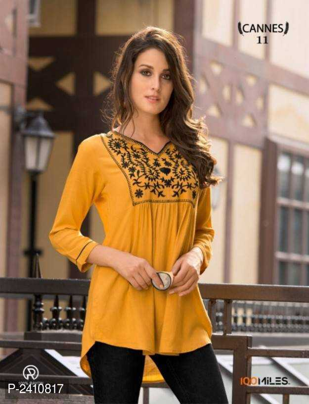 Stylish Tops - ( CANNES ) 11 IbiliLES P - 2410817 - ShareChat