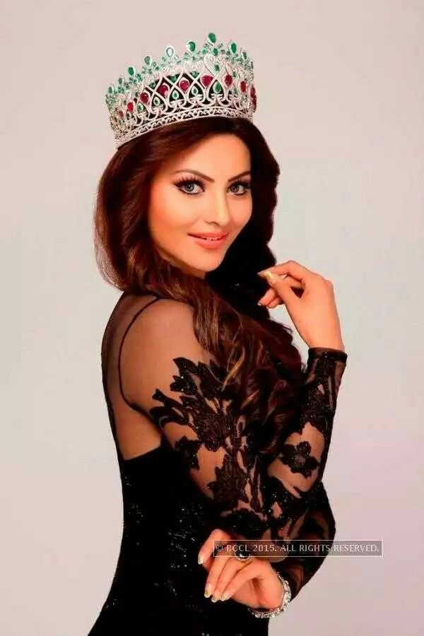 Urvashi Rautela - ECOL 2015 . ALL RIGHTS RESERVED - ShareChat