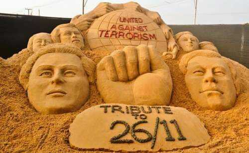 26/11 Mumbai attacks - UNITED AGAINST TERRORISM 25 / 11 - ShareChat