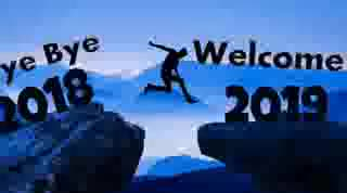 💥💝👉happy new year in advance👈💝💥🌷🌷🌷 - We can only look back Subscribe - ShareChat