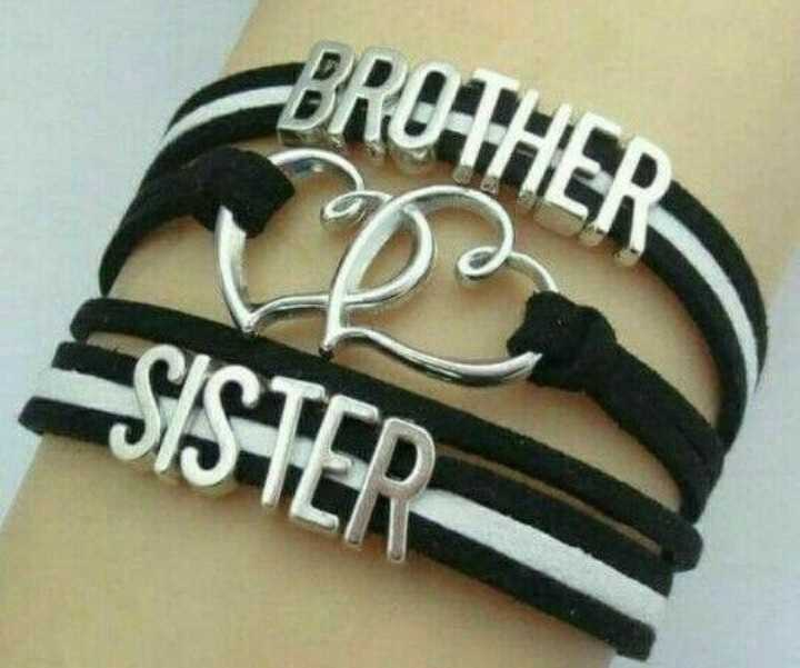 my sweet brother...😍😍😍 - BROTHER SISTER - ShareChat