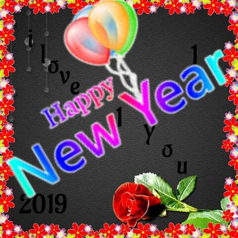 🌜शुभ संध्या - New Year . 019 - ShareChat