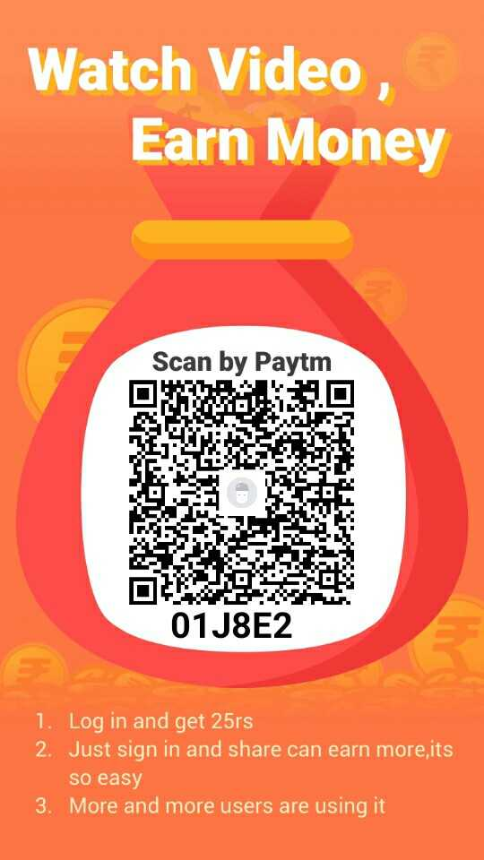 ବିଶ୍ୱ ହୃଦୟ ଦିବସ - Watch Video , Earn Money Scan by Paytm U . 2EM 01J8E2 1 . Log in and get 25rs 2 . Just sign in and share can earn more , its so easy 3 . More and more users are using it - ShareChat