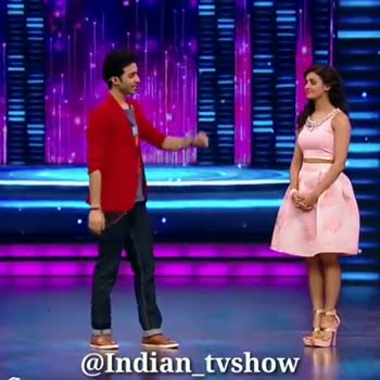 dance+4 - JOK @ Indian tvshow @ Indian _ tvshow - ShareChat