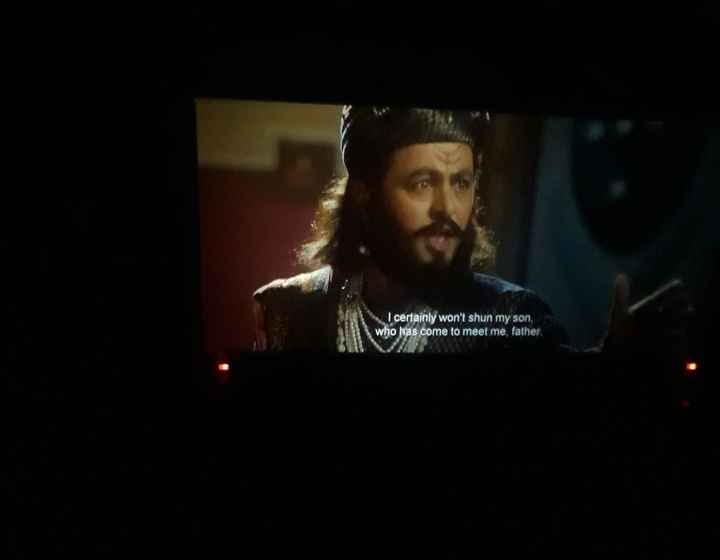 📽डॉ.काशिनाथ घाणेकर-चित्रपट - I certainly won ' t shun my son , who has come to meet me , father - ShareChat