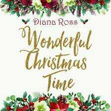 happy christmas - Diana Ross Wonderful Thristmas Time - ShareChat