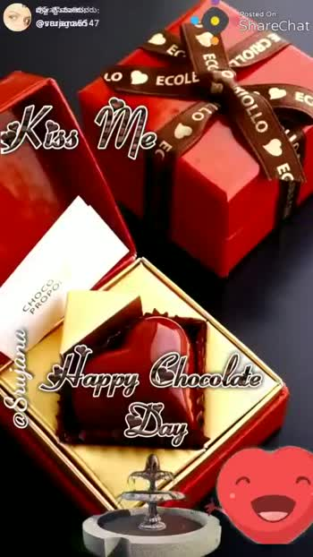 chocolate lovers - ShareChat