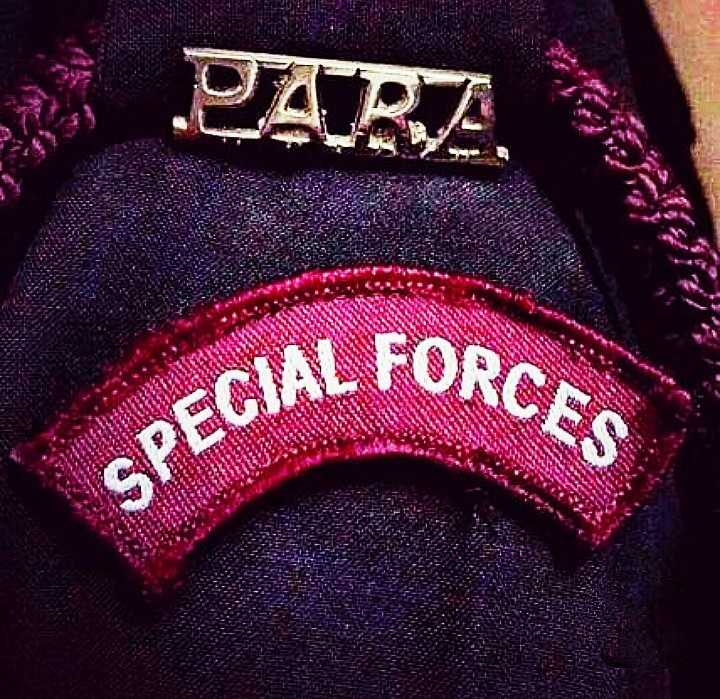 army lovers - FORCES PECIAL FO - ShareChat