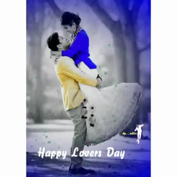 happy valentine's day - dp _ edit Happy Lovers Day dp . . . edit Happy Lovers Day - ShareChat