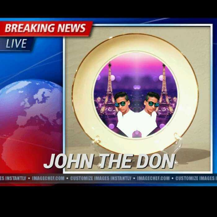🎊New Year 🍬मिठाइयाँ🍬 - BREAKING NEWS LIVE JOHN THE DON ES INSTANTLY IMAGECHEF . COM . CUSTOMIZE IMAGES INSTANTLY IMACECHEF . COM • CUSTOMIZE IMAGES I - ShareChat