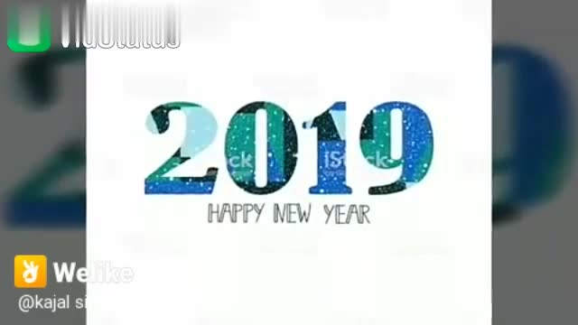 📹न्यू इअर व्हिडीओ - Download from vidstaform lear Welike @ kajal singh Rajput 2019 Download from ADVANCE Happy new year Welike @ kajal singh Rajput - ShareChat