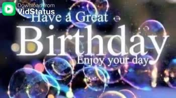 Birthday Song - Download from Happy Birthday Download from y  - ShareChat