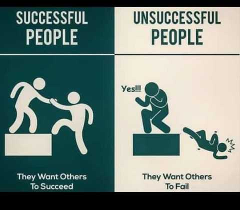 🏏Ind vs Aus 2nd Test - SUCCESSFUL PEOPLE UNSUCCESSFUL PEOPLE Yes ! ! ! They Want Others To Succeed They Want Others To Fail - ShareChat