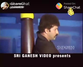 ravichandra fans - Staatechat c @ gamaan Posted On : ShareChat SRI GANESH VIDEO presents Staatschat desta 9298 Posted On : ShareChat - SHEMAROC SRI GANESH VIDEO presents - ShareChat