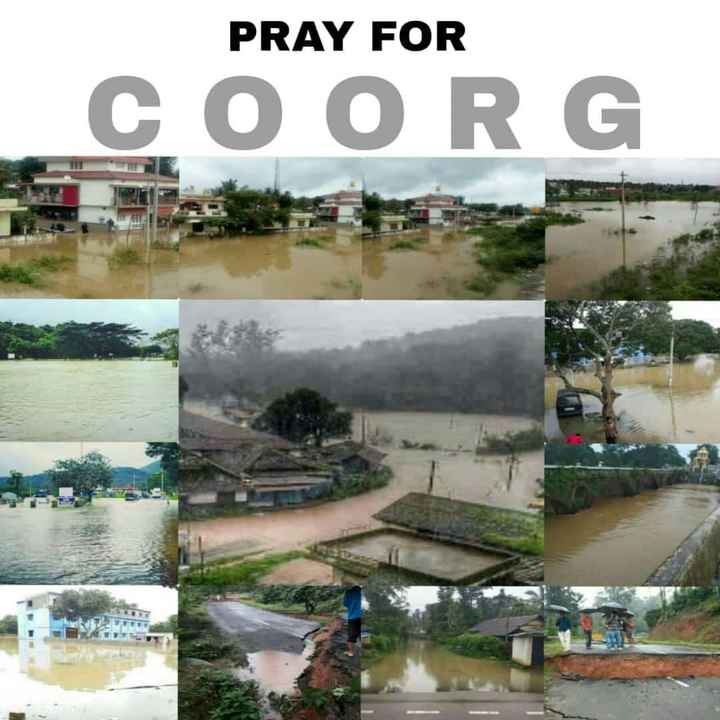 Namma uru - PRAY FOR COORG - ShareChat