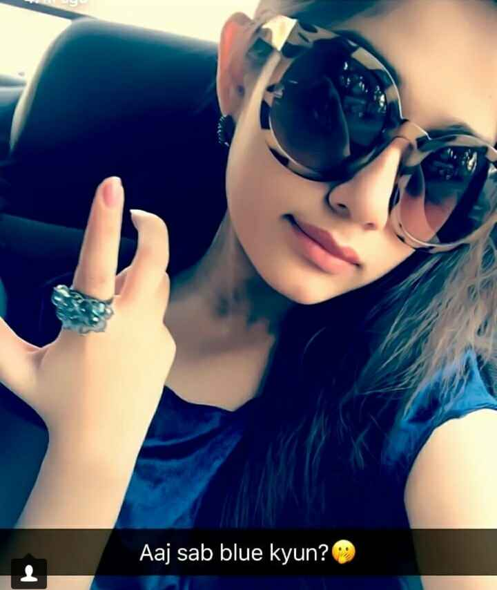 blue angels Images 😘😘Jannat zubair😘😘 - ShareChat - Funny