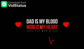 thai pasam - Download from DAD IS MY BLOOD MOM IS MY HEART LOVE YOU MONDA Download from DAD IS MY BLOOD MOM IS MY HEART LOVE YOU MOM & DAD - ShareChat
