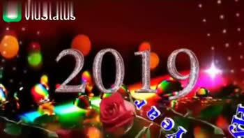 happy new year in advance 2019 - Download from Download from dufrom ! ! एपछी आगीनाये रखन - ShareChat