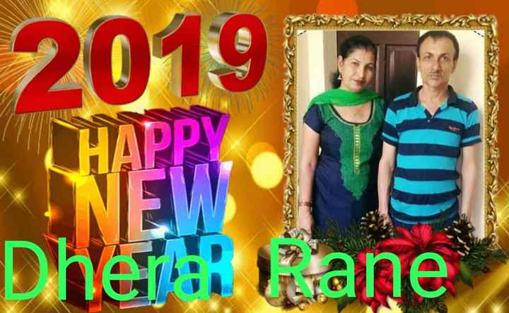 happy new year 2019 - 2019 HAPPY Dhe kane - ShareChat