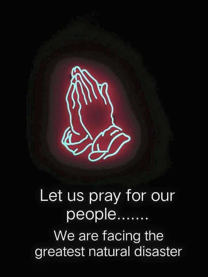 കര്‍ക്കിടകമാസം - Let us pray for our people.... We are facing the greatest natural disaster - ShareChat