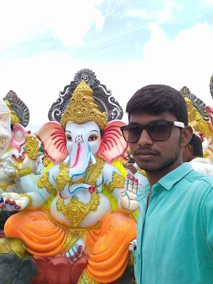 ganapathi - CO CONTROL - ShareChat