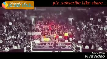wwe - ShareChat plz . . . subscribe Like share . . . Made With VivaVideo ShareChat plz . . . subscribe Like share . . . . Made With VivaVideo - ShareChat