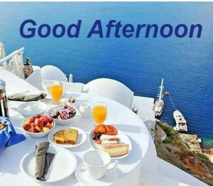 Good Afternoon - ShareChat